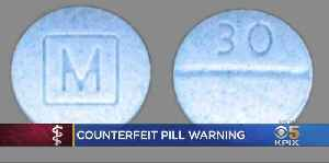 Santa Clara Co. Warns Parents In All School Districts Of Deadly Fake Opioid Pills [Video]