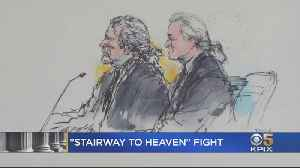 'Stairway To Heaven' Copyright Case Back In Court [Video]