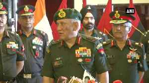 Islam not bad but wrong interpretation is affecting people Army Chief [Video]