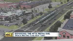 Expanding the NFTA metro rail [Video]