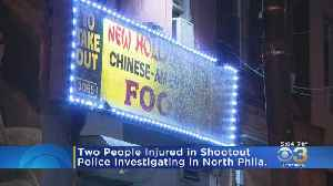 2 People Injured After Wild Shootout In North Philadelphia [Video]