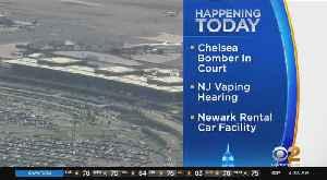 New Rental Car Facility At Newark Airport [Video]