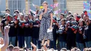 Duchess of Sussex delivers powerful 'I am a woman of colour' speech in South Africa [Video]