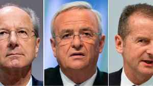 Volkswagen Execs Indicted in Germany Over Emissions Scandal [Video]