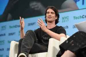 News video: WeWork CEO Adam Neumann Steps Down