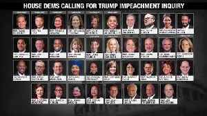 These Michigan Democrats support President Trump impeachment hearings [Video]