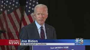 News video: Joe Biden Demands President Trump Release Transcript Of Phone Call With Ukraine President