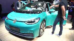 Volkswagen at 2019 Frankfurt Motor Show [Video]