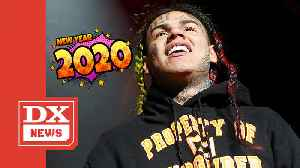 Tekashi 6ix9ine Thinks He'll Be Out Of Prison By Early 2020 [Video]