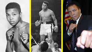 The Evolution Of Muhammad Ali [Video]