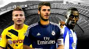 De Gea set to follow Martinez and Immobile to La Liga | La Liga Transfer Special [Video]