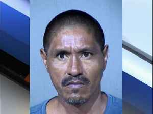 PD: Man responsible for 16 Home Depot thefts caught by Tempe police - ABC15 Crime [Video]