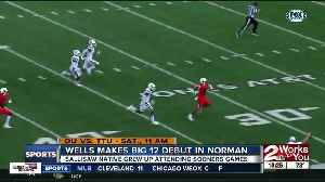 Sallisaw native Matt Wells relishes opportunity to face Oklahoma in Big 12 opener [Video]