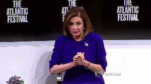 News video: Pelosi says she'll make announcement on Trump investigations