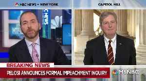 MSNBC's Chuck Todd clashes with GOP Sen. Kennedy [Video]