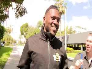 Antonio Brown Takes Part In Videotaped Deposition Over Multi-Million Dollar Condo Battle [Video]