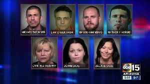 11 accused of stealing IDs to fake opioid prescriptions [Video]
