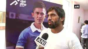 Bajrang Punia eyeing for Olympics after controversial semi final defeat at World Championship [Video]
