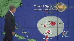 Tracking The Tropics 9-24-19 11PM [Video]