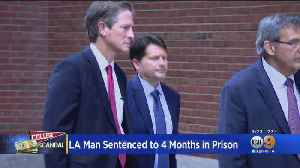 Father Of Former Buckley Student Gets 4 Months In Prison For College Bribery Scandal [Video]