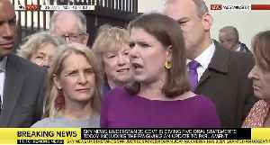 """Liberal Democrats To Work With Other parties To Remove """"Threat"""" Of No-Deal Brexit [Video]"""