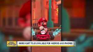 Mario Kart fans can download new game [Video]
