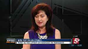 MorningLine: What is The Latest on Medicaid in Tennessee? P.3 [Video]