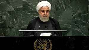 Rouhani: Iran's response to talks under sanctions is no [Video]