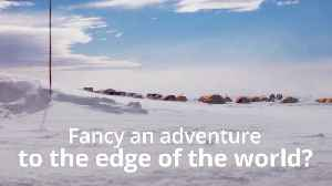 This 'Antarctic Sabbatical' - the trip that turns you into a polar researcher [Video]