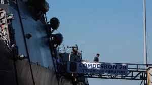 Defense Secretary Mark Esper visits Naval Station Norfolk [Video]