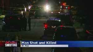 St. Paul Police: 1 Dead In Dayton's Bluff Shooting [Video]
