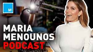 Maria Menounos has turned her podcast into her own form of self-care [Video]