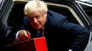 Boris Johnson returns to parliament he unlawfully suspended [Video]