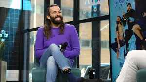 """Jonathan Van Ness Wrote """"Over the Top"""" To Use His Platform For Good [Video]"""