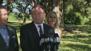 Web Extra: Former BSO Sheriff Scott Israel Holds News Conference [Video]