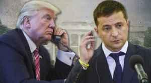 News video: READ: Memorandum of phone call between Trump, Ukrainian president