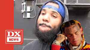 """The Game Condemns Tekashi 6ix9ine's Star Witness Role- """"Snitching Ain't The Way"""" [Video]"""
