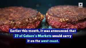 Impossible Burger Added to More Grocery Stores [Video]