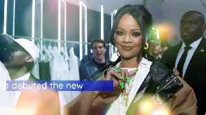 Rihanna Unveils New Fenty Collection [Video]