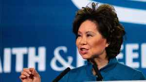 Republicans Accuse Democrats Of Trying To 'Smear' Elaine Chao [Video]