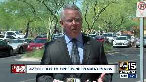 Arizona Chief Justice orders independent review of Montgomery, Martinez [Video]