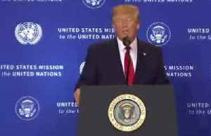 Democrats call Trump whistleblower complaint 'disturbing' [Video]