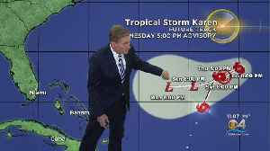 Tracking The Tropics 9-25-19 11PM [Video]