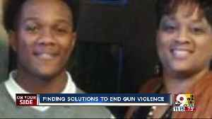 West End group searches for solutions to gun violence [Video]
