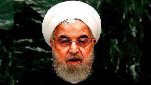 Hassan Rouhani refuses US nuclear talks until sanctions removed [Video]