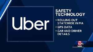 Uber rolling out new safety feature [Video]