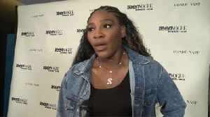Serena Williams Was 'Terrified' of Giving Birth [Video]