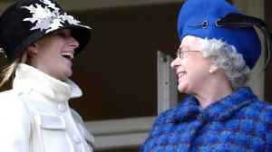 The Two Very Special Links The Queen Shares With Granddaughter Zara Tindall [Video]
