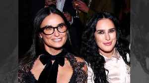 Rumer Willis saw a 'different side' to mother Demi Moore in new memoir [Video]