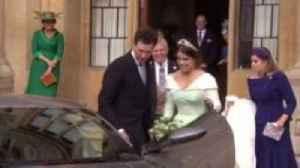 News video: Princess Beatrice Gets Engaged to Edoardo Mapelli Mizzo